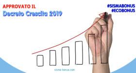 Approvato Decreto crescita 2019