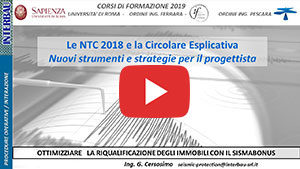 Sismabonus 2019 video guida sisma bonus INTERBAU