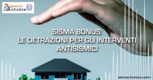 L'Agenzia delle Entrate ha pubblicato la GUIDA SISMABONUS aggiornata al Luglio 2019