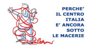 panorama centro Italia sotto le macerie - sisma 2016