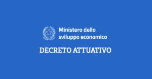 La bozza del Decreto Attuativo Mise Bonus 110%: Asservazione, requisiti tecnici, massimali