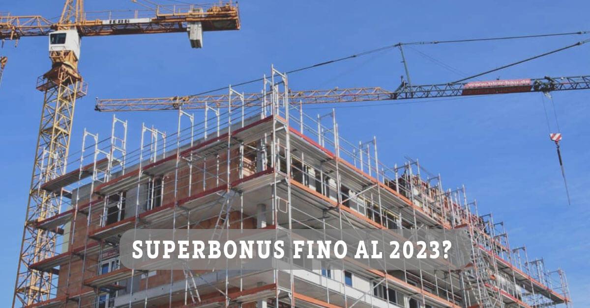 Superbonus fino al 2023: emendamento maggioranza nella manovra