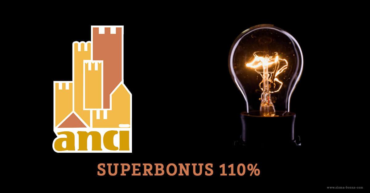 Un emendamento Anci per modificare il 13ter dell'articolo 119 – Superbonus 110%