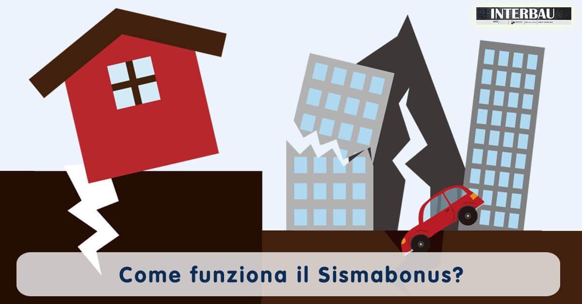 Come funziona il Sismabonus?