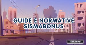 Guide e normative Sismabonus